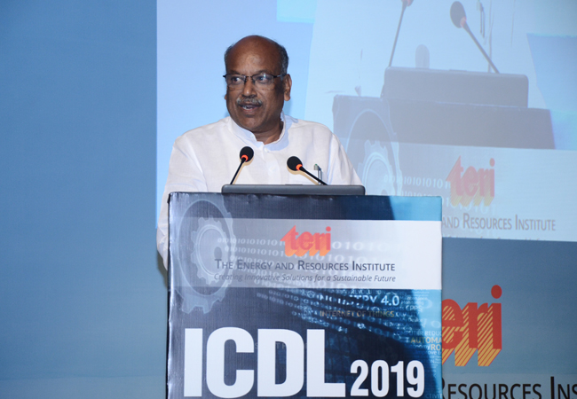 ICDL 2019 Inaugral address by Shri Sanjay Dhotre Hon'ble Minister of State, Human Resource Development, Communications and Electronics & Information Technology, Govt of India