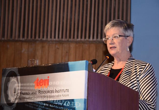 ICDL 2019 Special Address by Christine Mackenzie IFAL President