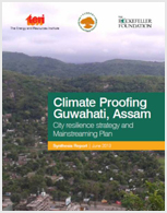Climate Resilience Strategy for the city of Guwahati, Assam
