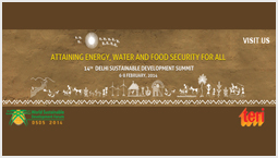 14th Delhi Sustainable Development Summit (DSDS 2014)