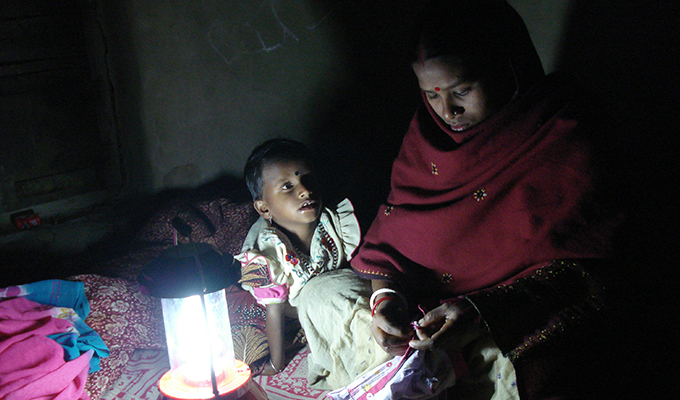 transforming energy access