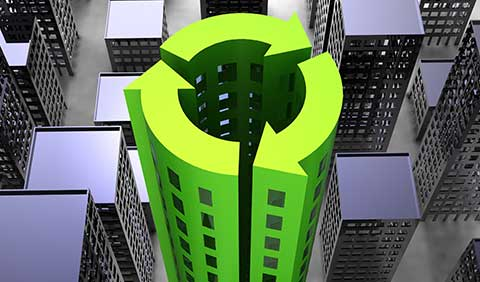 promoting green buildings