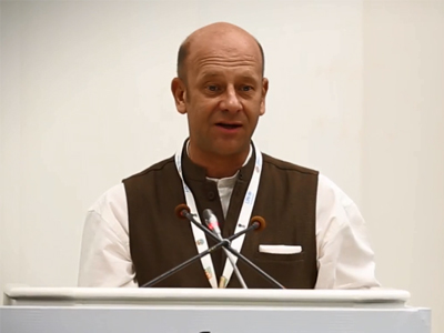 Mr. Yuri Afanasiev UN Resident Coordinator and UNDP Resident Representative at WED 2018