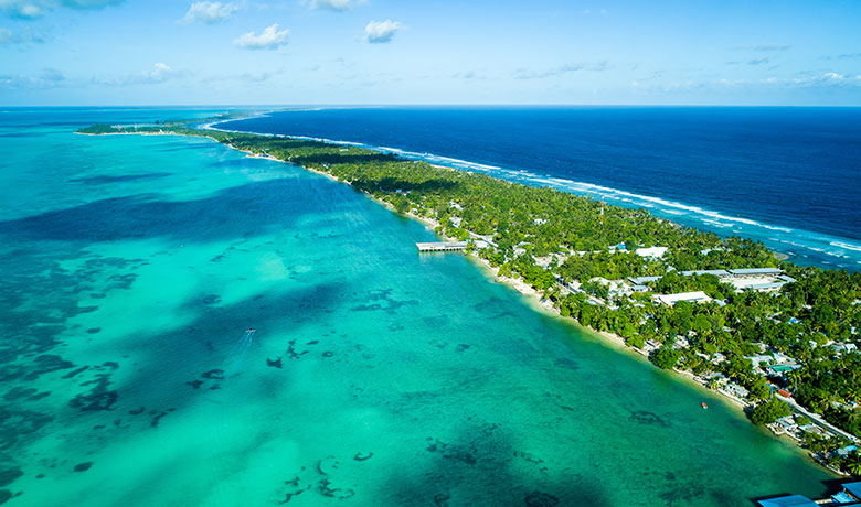 Kiribati - The Land Of No Tomorrow?