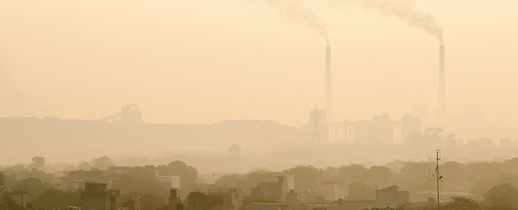 vizag air pollution