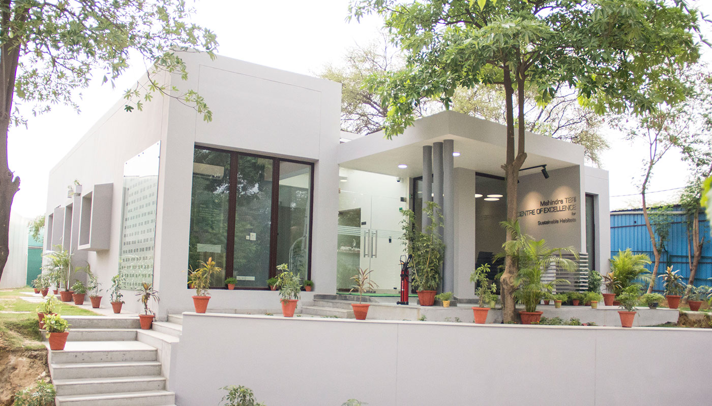 Re-imagining India's building sector | TERI