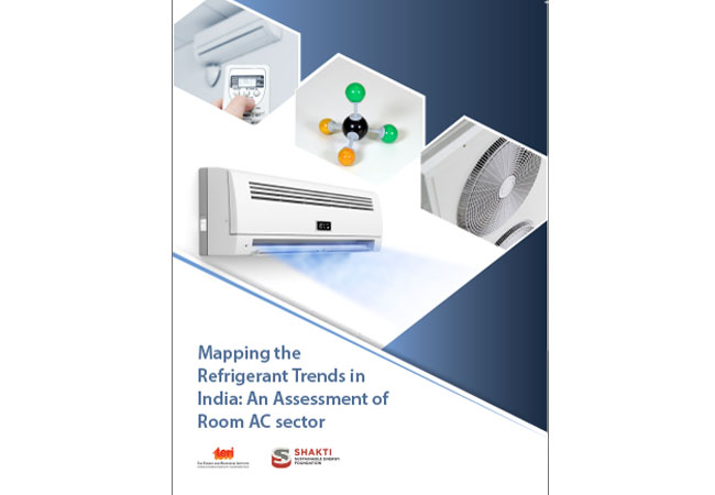 Mapping the refrigerant trends in India: An assessment of room AC sector