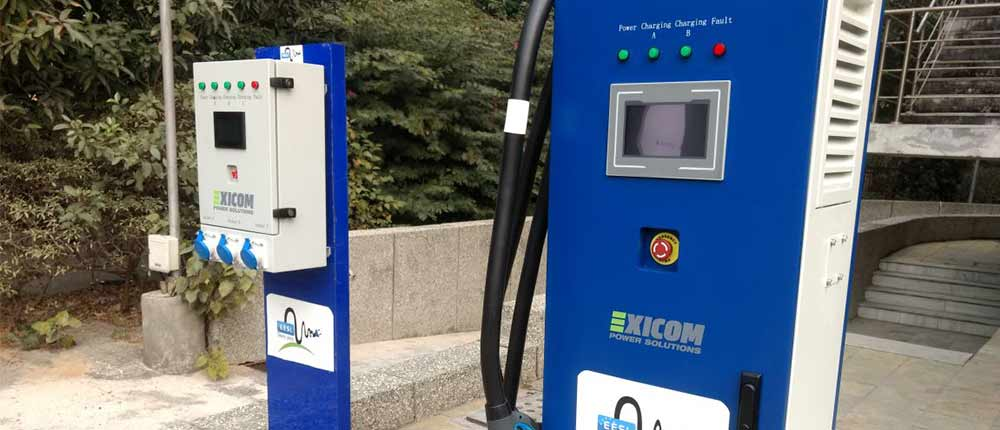 Creating the charging infrastructure to power EVs in India