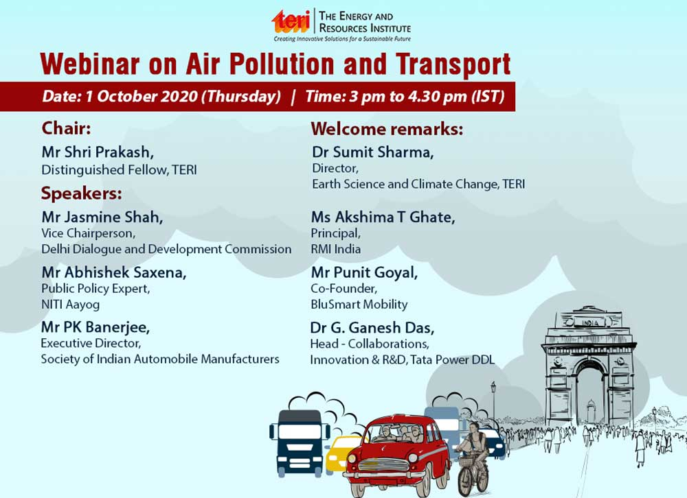 Air pollution and transport