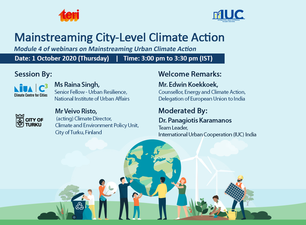 City level climate action