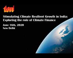 Climate resilient growth