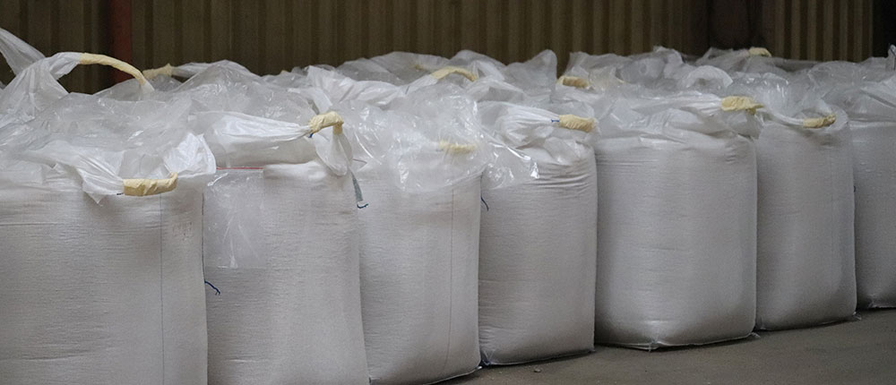 Fertiliser stock