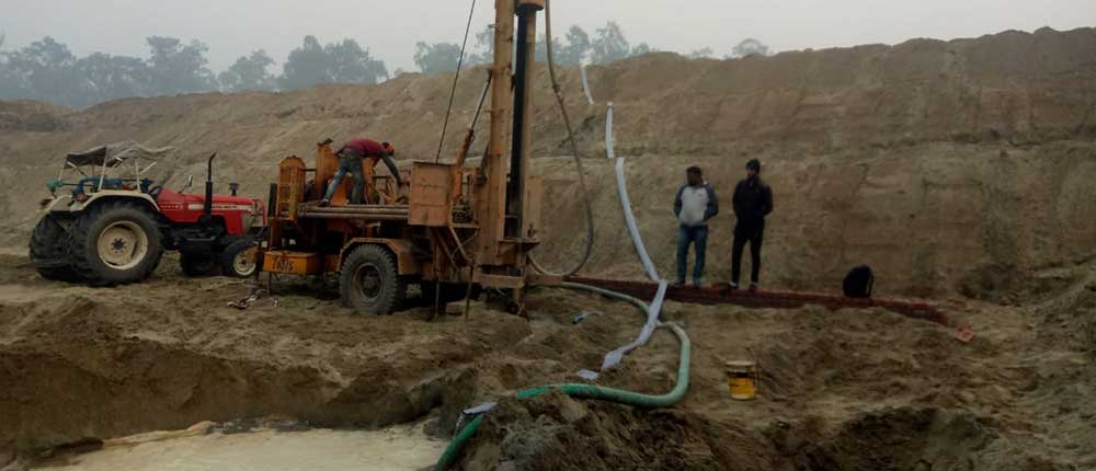 Injection well work