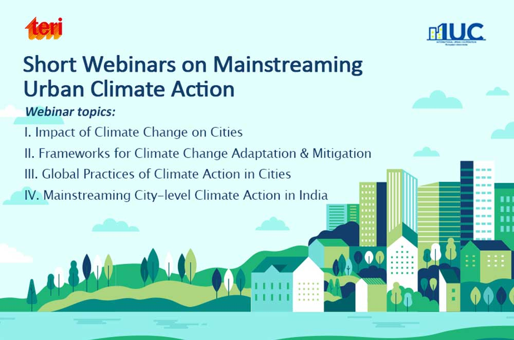 Climate impact cities