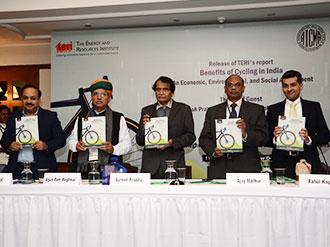 Shifting to cycling
