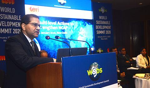 Addressing air pollution in India: TERI