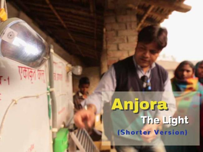 Anjora- The light (shorter version)