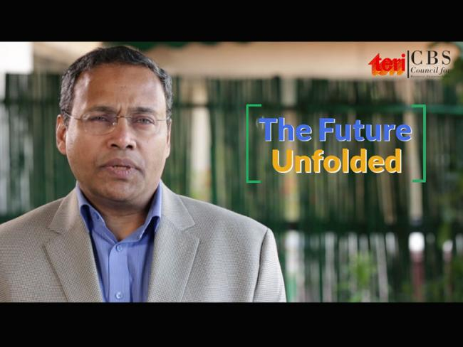TERI CBS Future Unfolded series – Businesses should take proactive steps towards sustainability