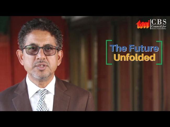 TERI CBS Future Unfolded series – Energy Transitions in the Indian Landscape